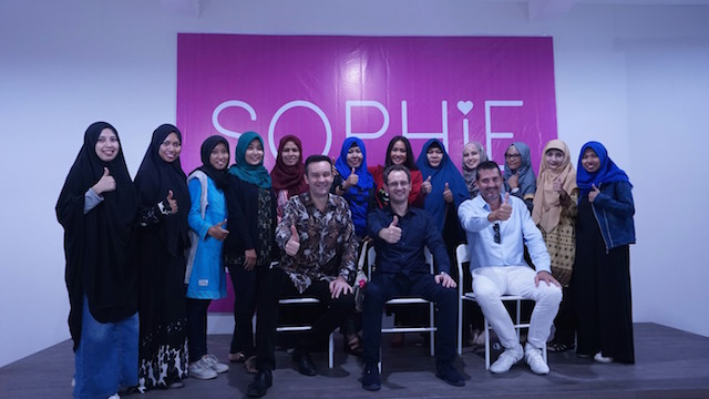 Big Dream Never Give Up Bersama Sophie Paris