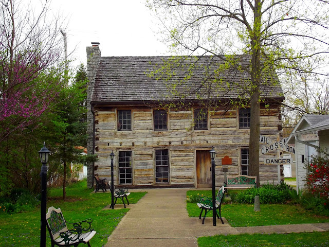 Indiana Photo of the Day - Salisbury Courthouse, Centerville, Indiana