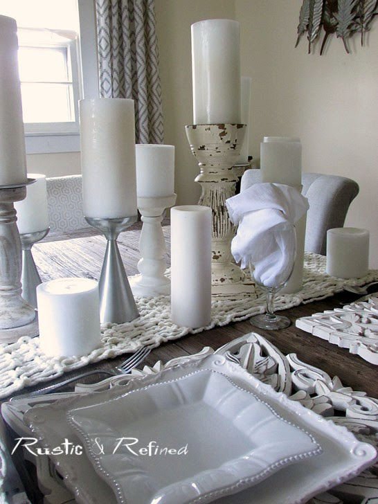White as a timeless decorating color