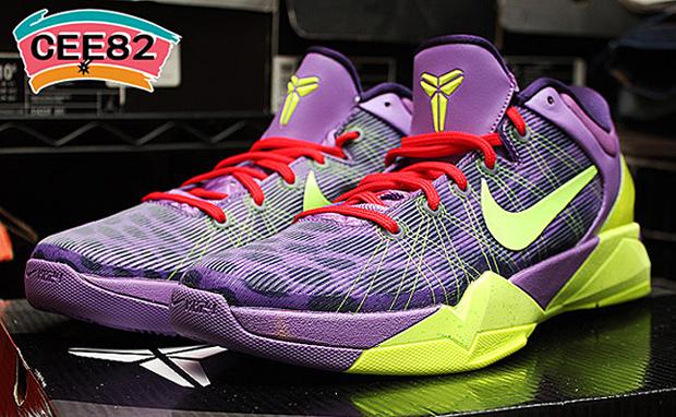 "pretty nice b21ed d1753 Nike Zoom Kobe VII ""Cheetah"""