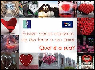 Concurso cultural do dia dos namorados Pinheiro Tintas