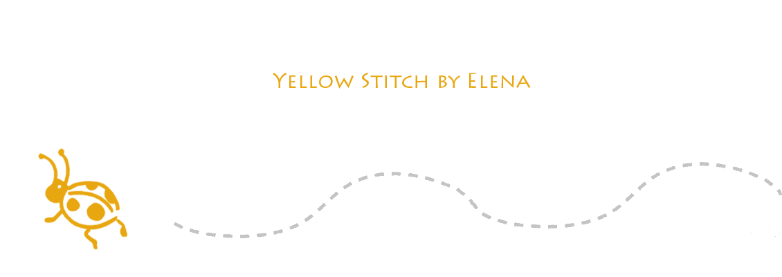 Yellow Stitch by Elena