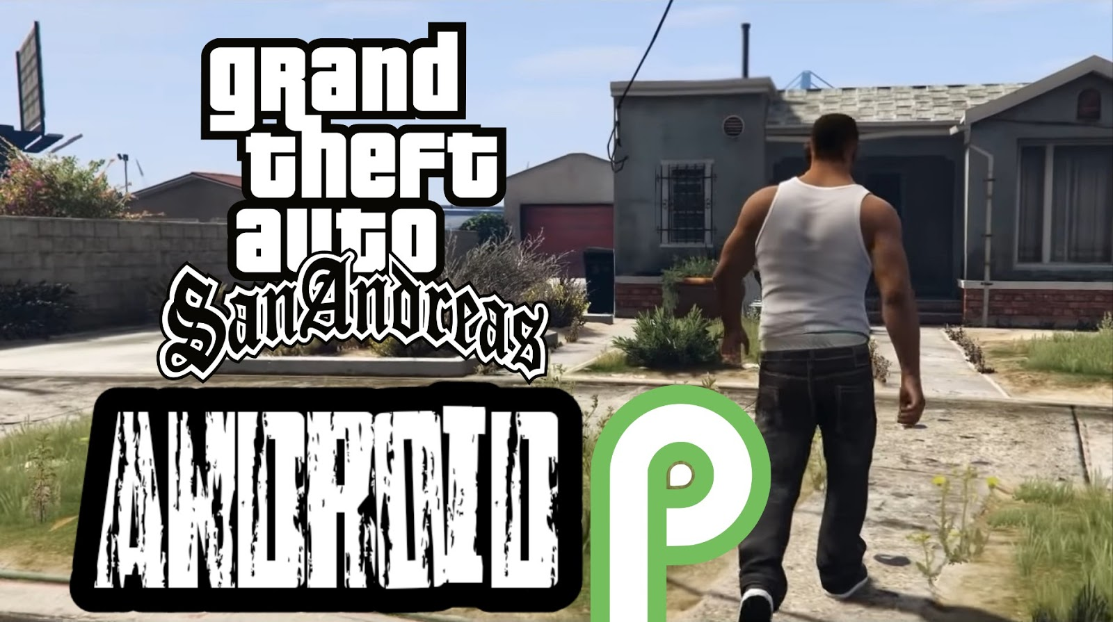 500 MB] Download Gta San Andreas Lite For Android Pie 9 0