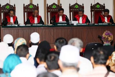 Hakim Sidang KAsus Ahok Meninggal Dunia