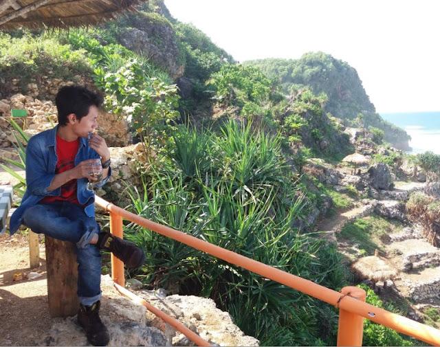 Pantai Pok Tunggal Gunung Kidul