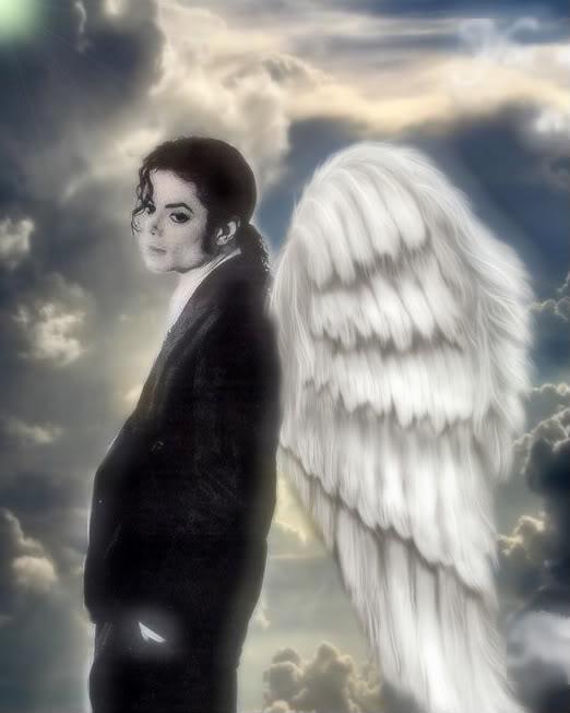 AyaKrungKrung Michael Jackson Angel