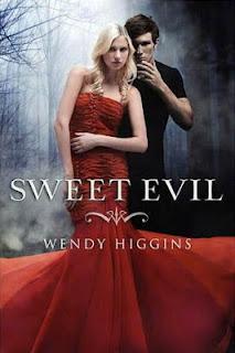 sweet evil higgins copertina