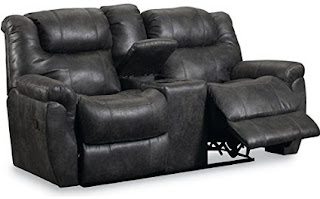Leather Reclining Sofa Lane Leather Reclining Sofa
