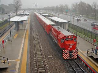 Plan Integral de Electrificación y mejoras de infraestructura para la línea Belgrano Norte