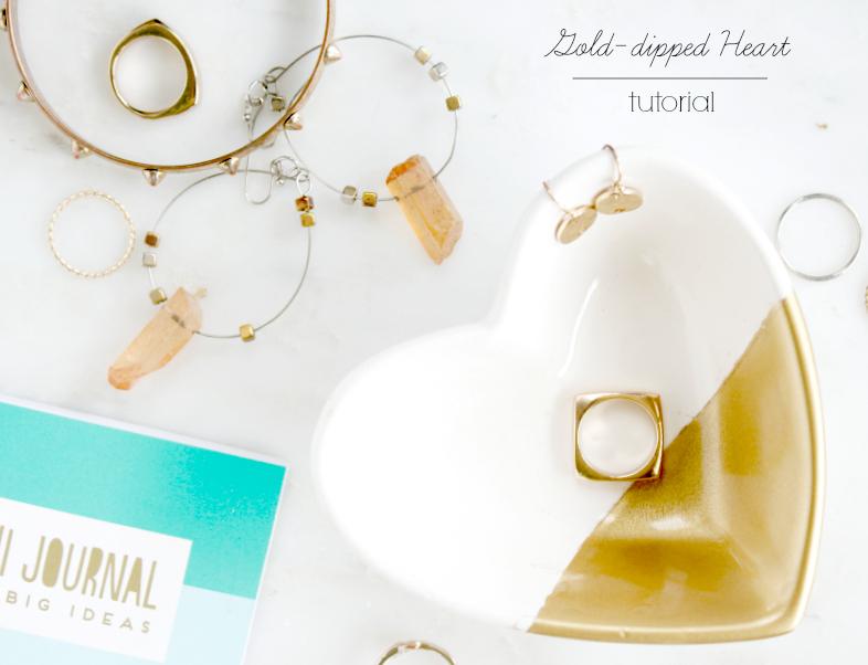 Heart Jewelry Tray