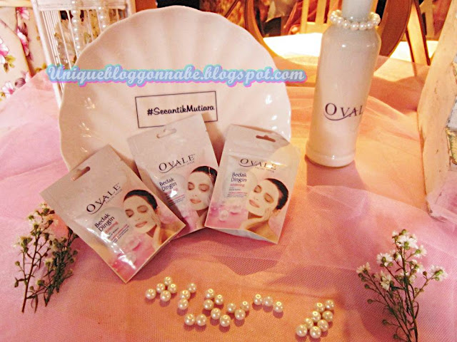 Event Report: Launching Ovale Bedak Dingin 8