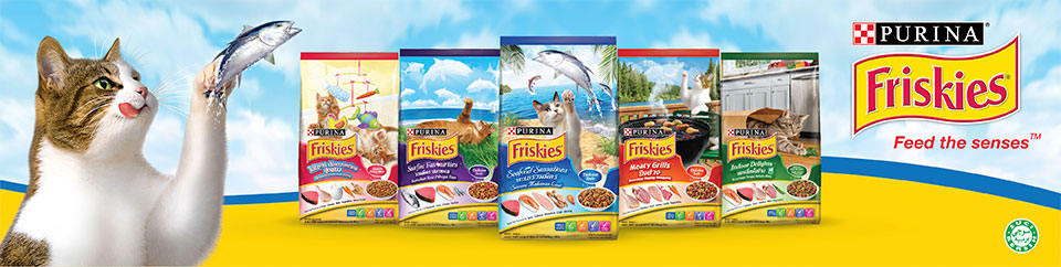 FREE Purina Friskies Cat Food Sample (450g) Giveaway Until 7 ...