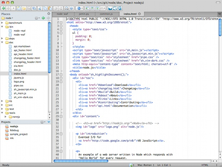 Free Source Code Editor Tools For Programmers & Coders - BOK face