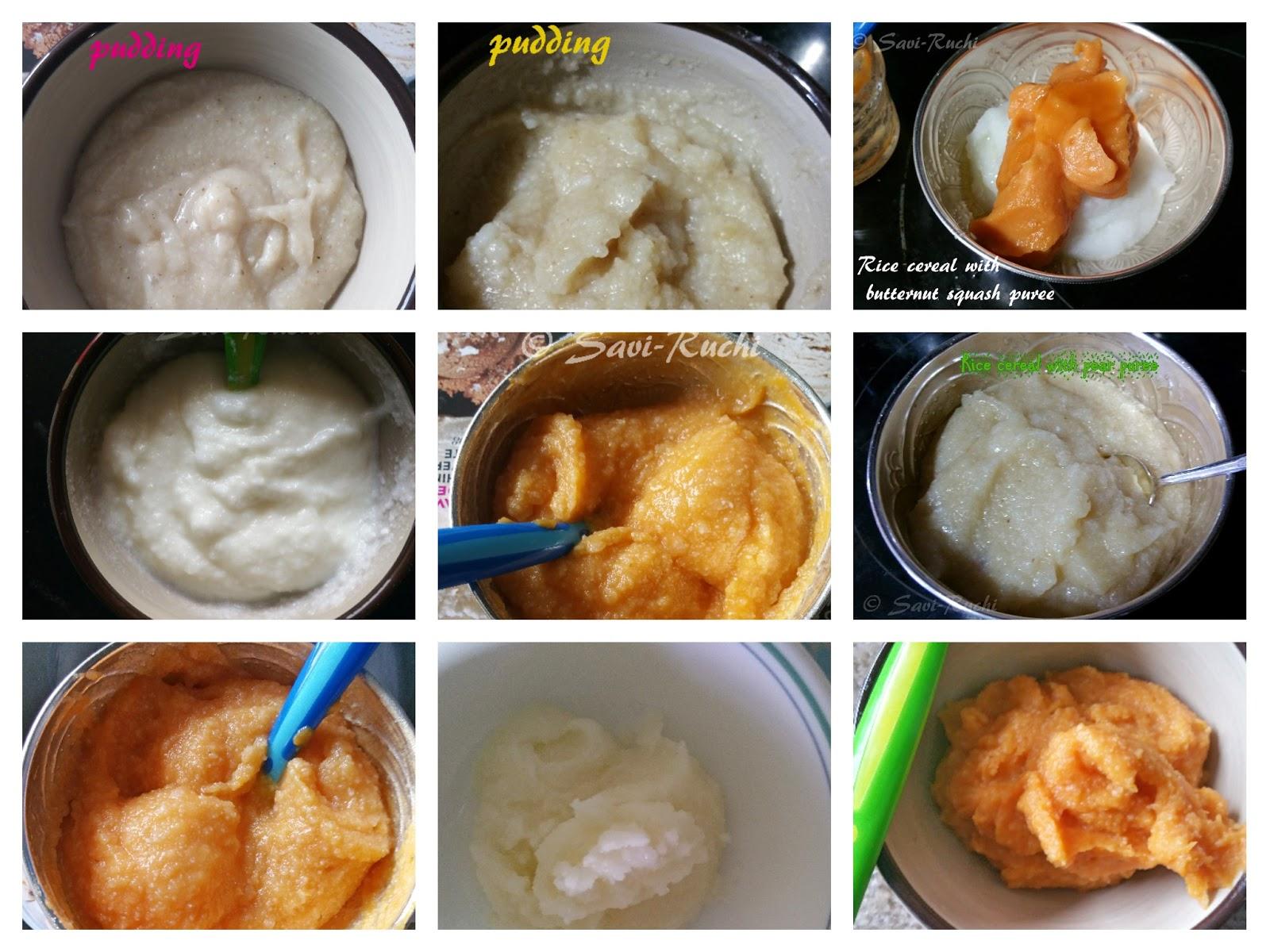 Baby food savi ruchi homemade purees forumfinder Images