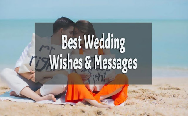 120+ Wedding Wishes - Wedding Congratulations Messages and Quotes