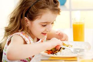 cara tambah selera makan anak