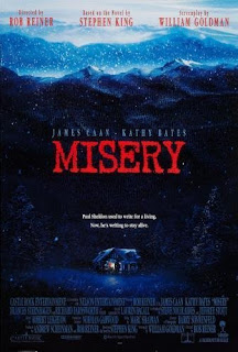 Stephen King Misery Poster, Stephen King Posters, Stephen King Store