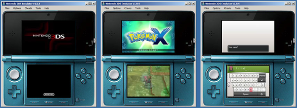pokemon x and y emulator