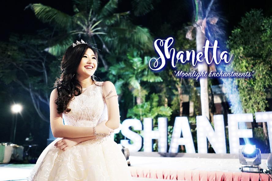 """Moonlight Enchantments"" - Shanetta's 17th by Jetset EO Surabaya"