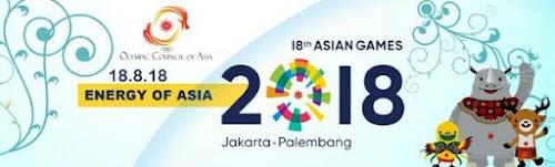 Resmi!! 6 Game Yang Masuk Asian Games 2018 Cabang E-Sports