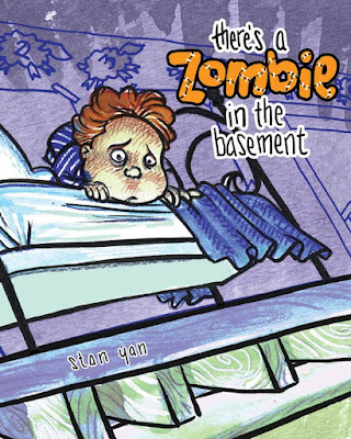 There's a Zombie in the Basement copertina