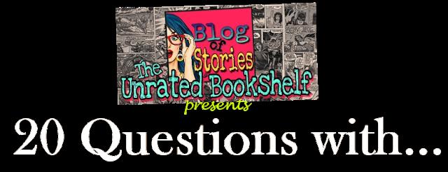 [20 Questions] Jennifer Ann @naumannbooks
