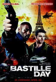 Nonton Bastille Day (2016)
