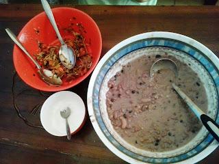 Menikmati kuliner di TTU Indonesia
