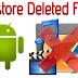 Cara Mudah Mengembalikan File yang Terhapus Di Android Dengan Aman Dan Cepat