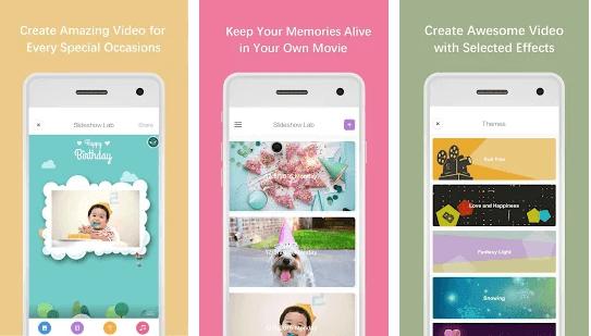 Δωρεάν εφαρμογή που φτιάχνεις βίντεο από τις φωτογραφίες σου!