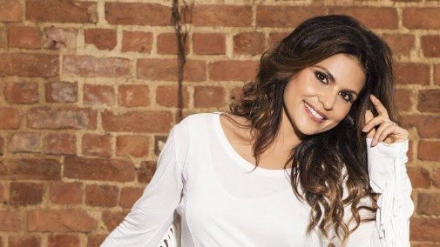 Cantora Aline Barros se apresenta em São Fidélis no dia 18 de dezembro