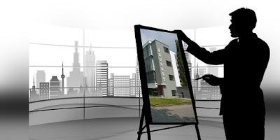Kunci Sukses Presentasi Arsitektur