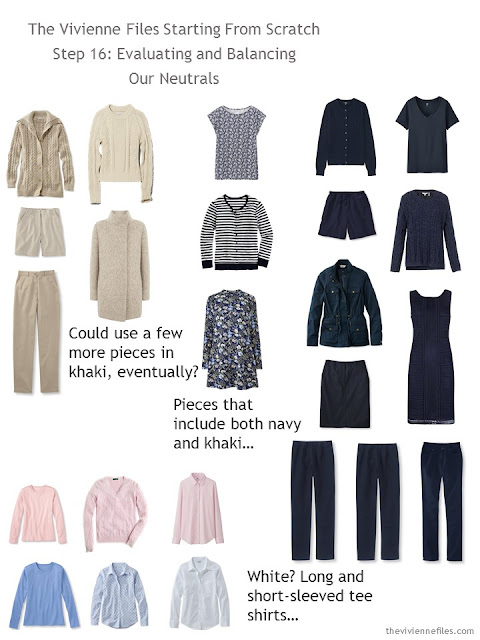 How to evaluate a Starting From Scratch capsule wardrobe