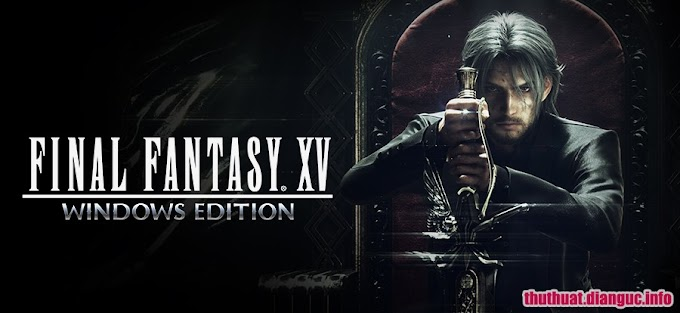 Download Game Final Fantasy XV Full Cr@ck