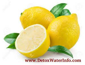 Lose belly fat with lemon water recipe