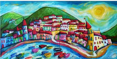 Vietri Sul Mare Amalfi Coast Italy - Sara Catena