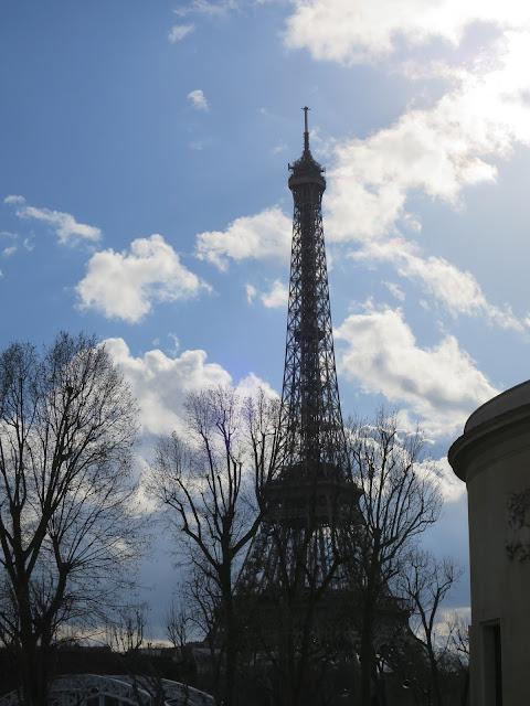 Tour Eiffel - fevrier 2016