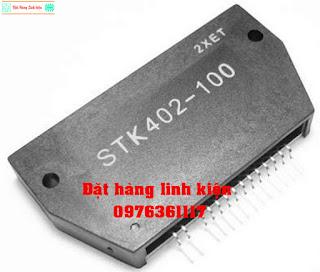 IC STK402-100 điện tử