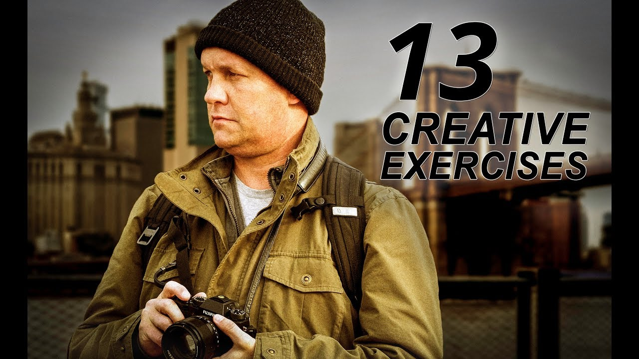 13 Creative Exercises for Photographers