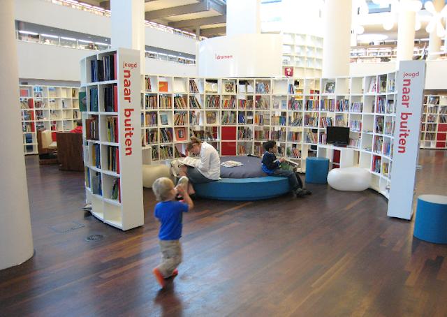 Biblioteca de Amsterdã