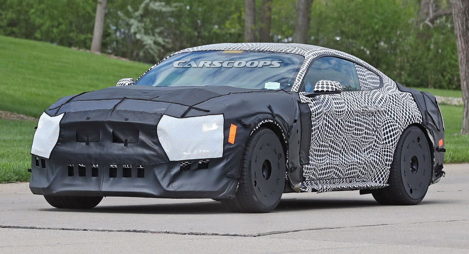 Ford Mustang GT500 to get 'Predator' 5.2L supercharged V8