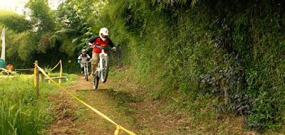 Lite Downhill Track