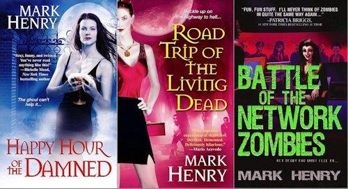 Authors After Dark Author Spotlight Interview - Mark Henry / Daniel Marks