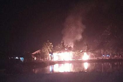Muhammadiyah Usut Pelaku Pembakaran Tiang Masjid Aceh