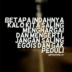 Kata Kata Mutiara Untuk Cowok Egois Quotemutiara
