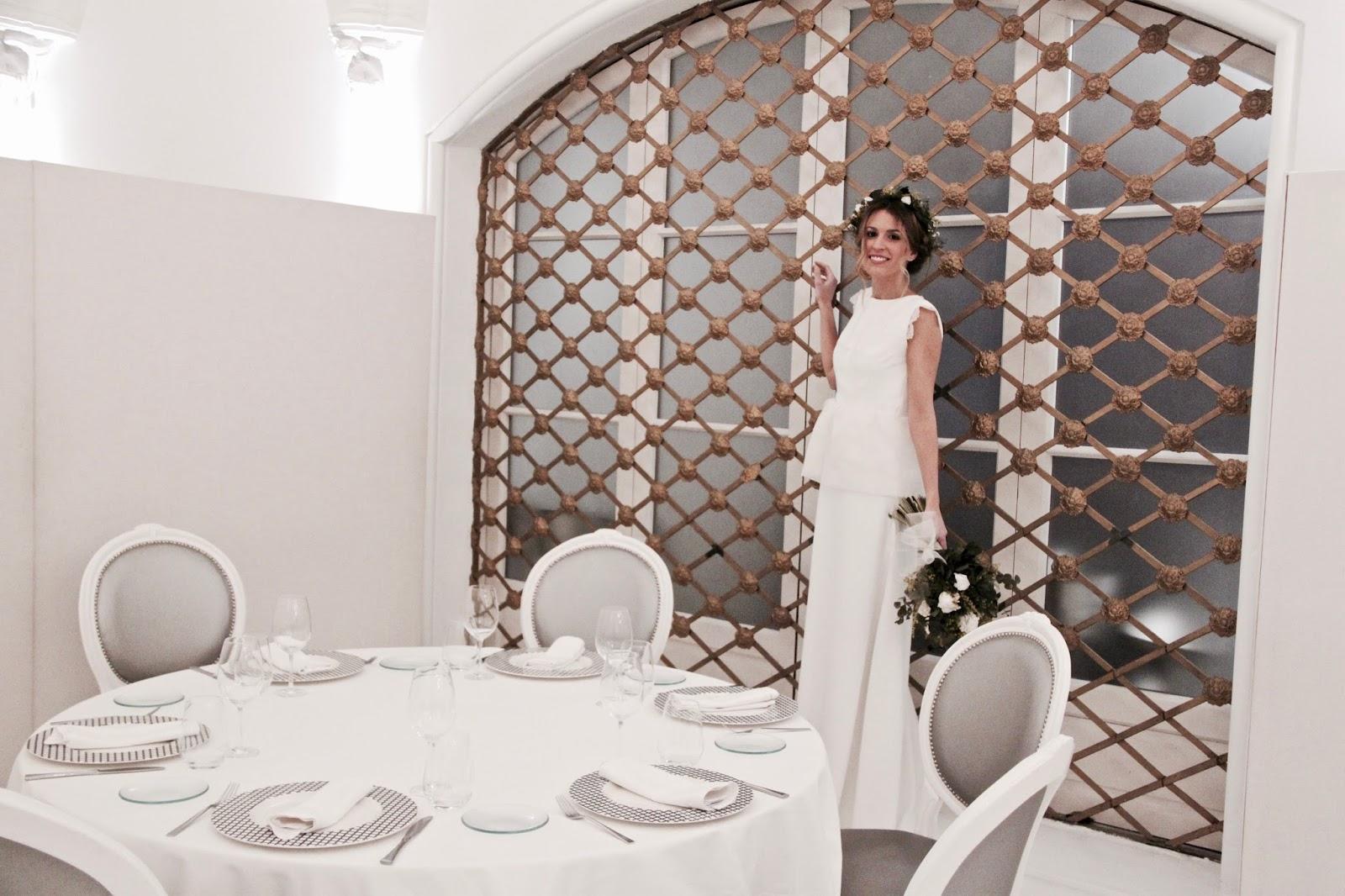 vestidos de novia y fiesta Pamplona