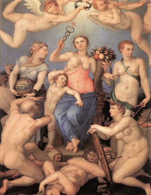 Tranh Agnolo Bronzino