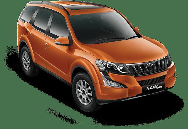 Mahindra XUV500 Automatic