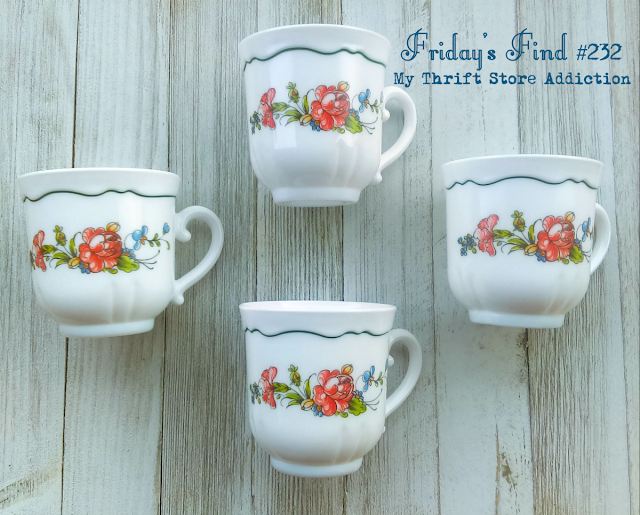 French cups