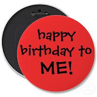 Ucapan Terima Kasih for My Birthday